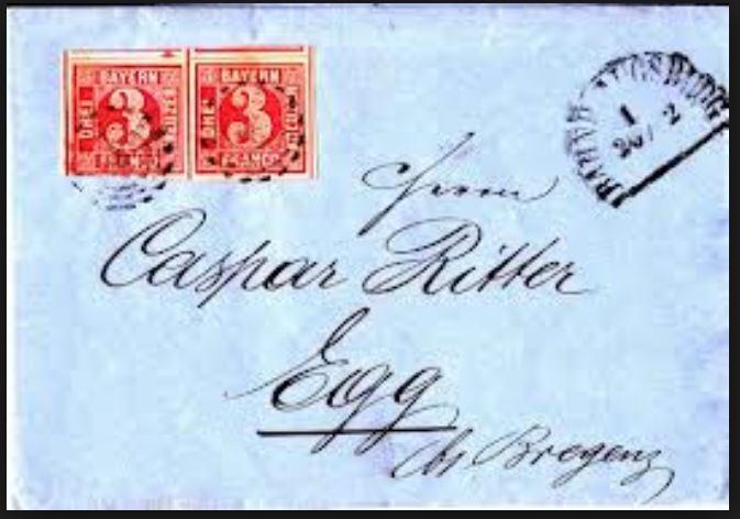 Postverhältnisse Bayern - Österreich - Seite 4 01328