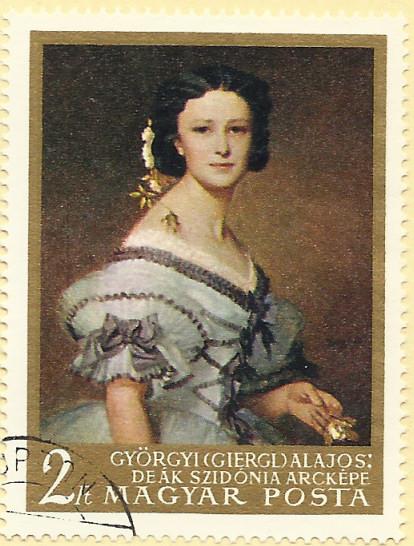 Gemälde der Nationalgalerie Ungarns 0140