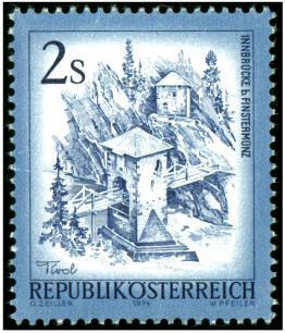 Brücken auf Briefmarken 0165