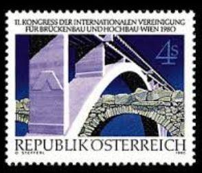 Brücken auf Briefmarken 0167