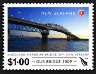 Brücken auf Briefmarken 0168