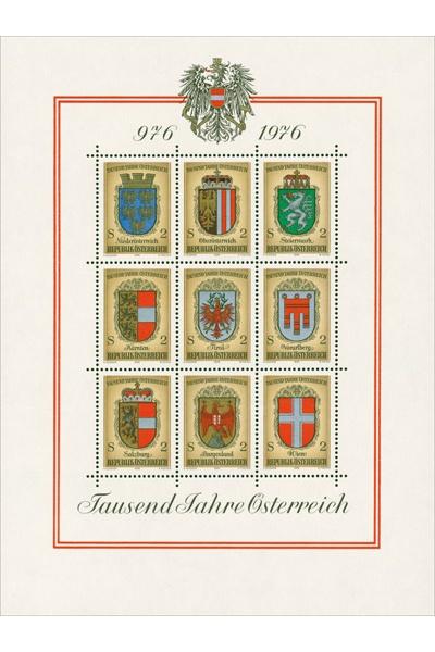 Blockausgaben Österreich 0215