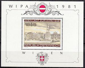 Blockausgaben Österreich 0216