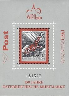 Blockausgaben Österreich 0223