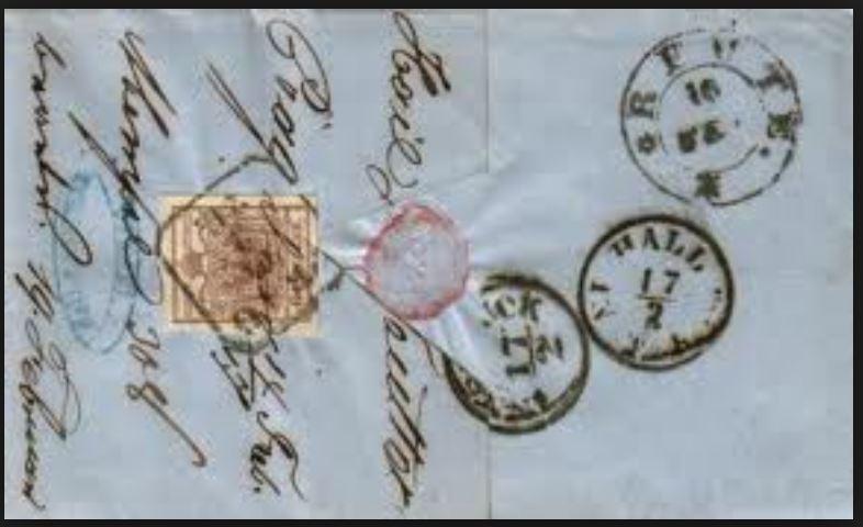 literatur - Postverhältnisse Bayern - Österreich - Seite 3 0238