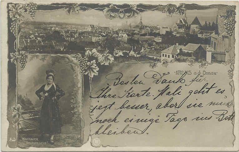 Werbeumschläge und -karten aus Österreich 1905_k12
