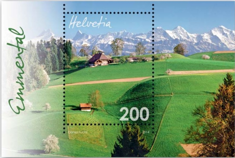 schweiz - Ausgaben 2014 - Schweiz 2014_b11