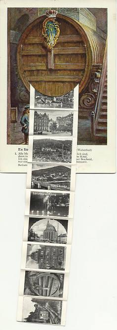 Leporellokarten Ak_hei11