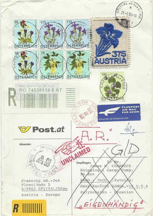 Textile Briefmarken Ar_sam11