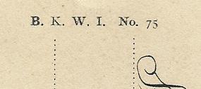 Verlag B. K. W. I. aus Österreich Bkwi_b10