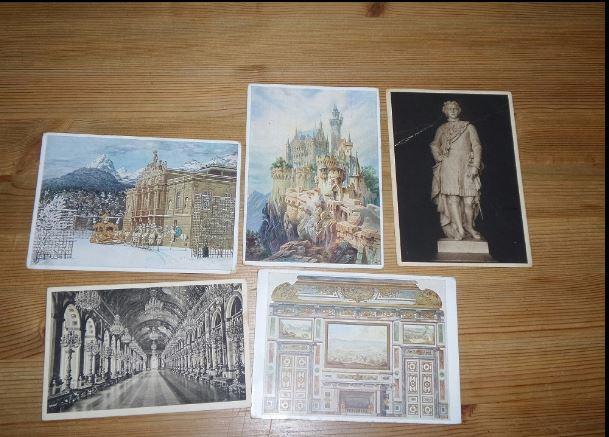 Schätzung dieser Postkarten/Briefmarken Kbwipa11