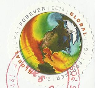 USA Forever - runde Briefmarke Usa_gl11