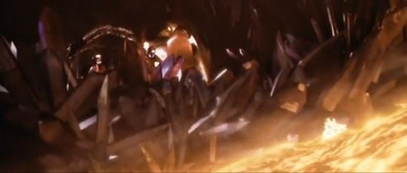 Les cristaux des films et séries Fusion11
