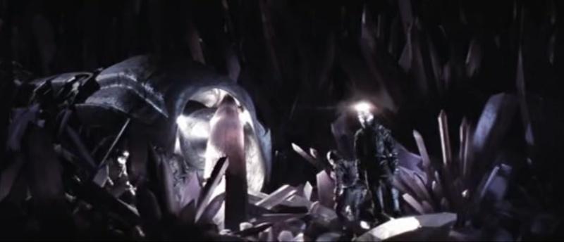 Les cristaux des films et séries Fusion14