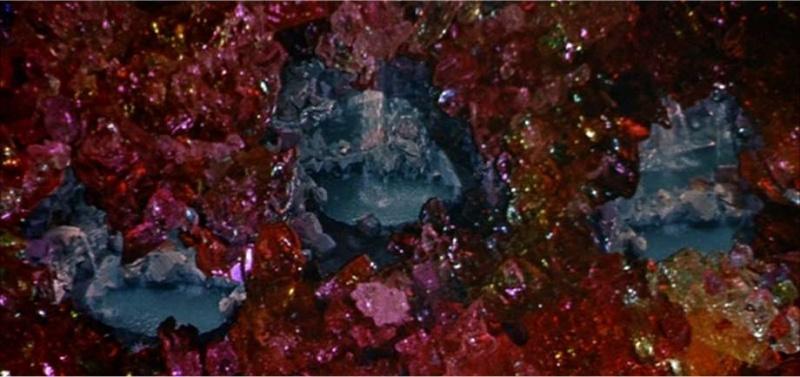 Les cristaux des films et séries Voycen10