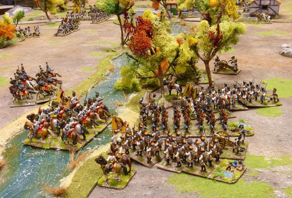 Campagne 1809 (ou ce que vous verrez à Bourges pour Avaricum v !) P1020330