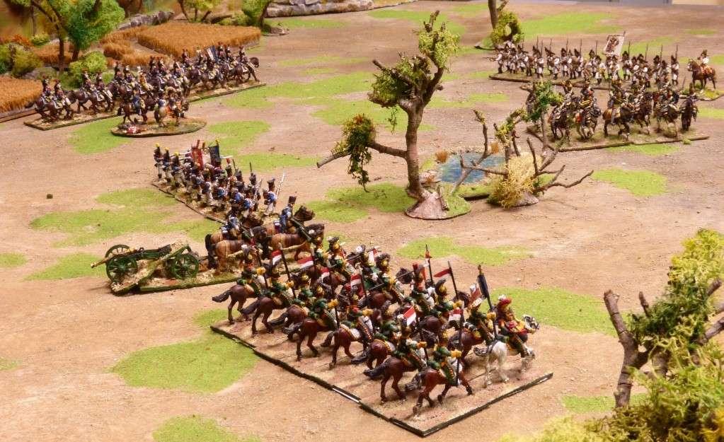 Campagne 1809 (ou ce que vous verrez à Bourges pour Avaricum v !) P1020333