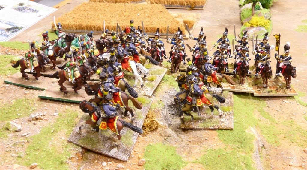 Campagne 1809 (ou ce que vous verrez à Bourges pour Avaricum v !) P1020336