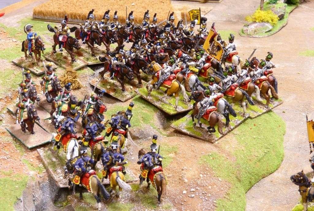 Campagne 1809 (ou ce que vous verrez à Bourges pour Avaricum v !) P1020340