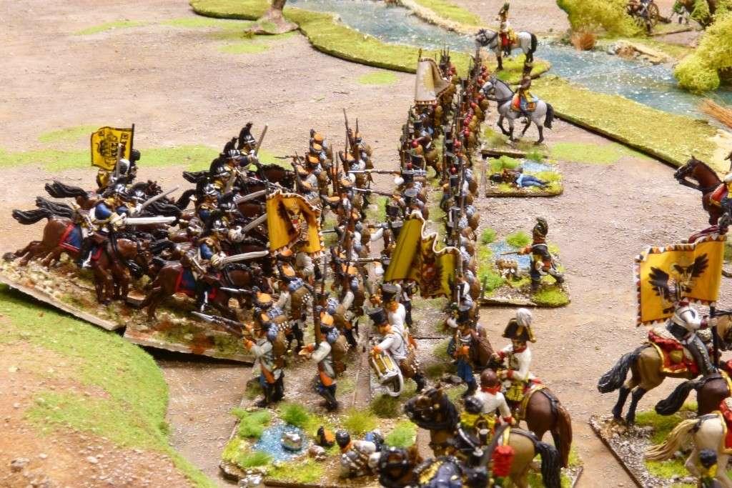 Campagne 1809 (ou ce que vous verrez à Bourges pour Avaricum v !) P1020343