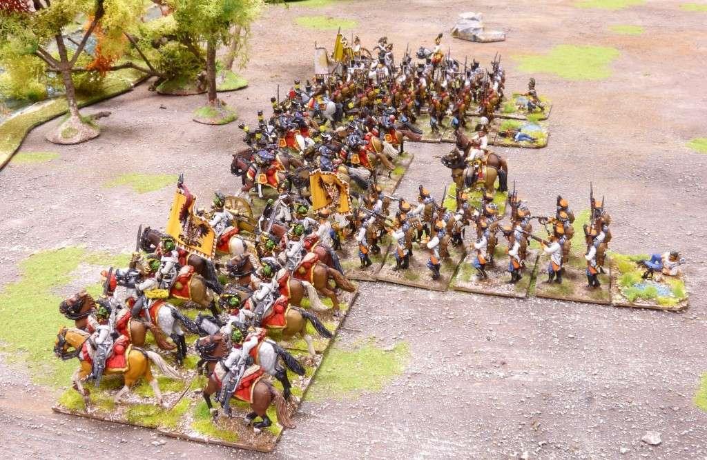 Campagne 1809 (ou ce que vous verrez à Bourges pour Avaricum v !) P1020352