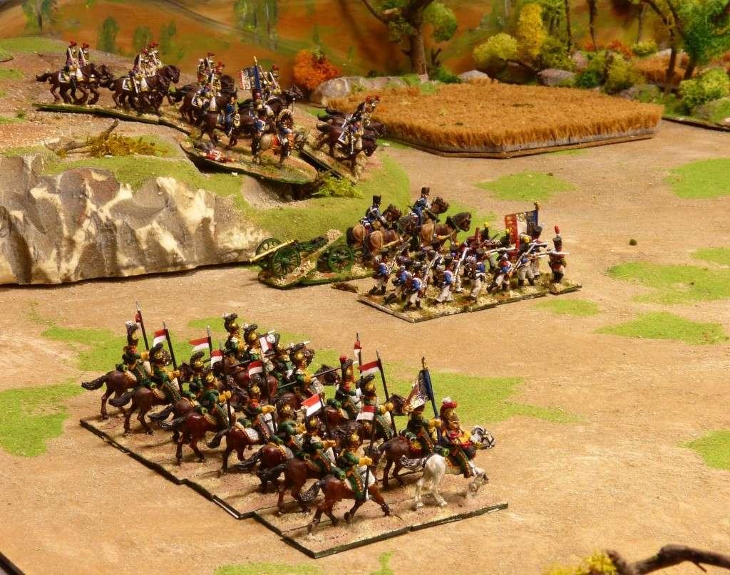 Campagne 1809 (ou ce que vous verrez à Bourges pour Avaricum v !) P1020355