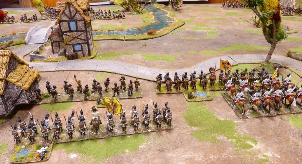 Campagne 1809 (ou ce que vous verrez à Bourges pour Avaricum v !) P1020356