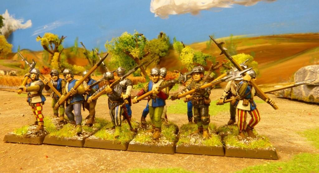 Condottiere et Chiens de Guerre P1020425