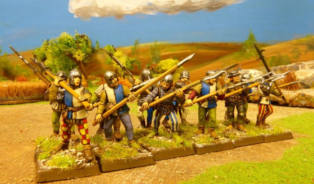 Condottiere et Chiens de Guerre P1020426