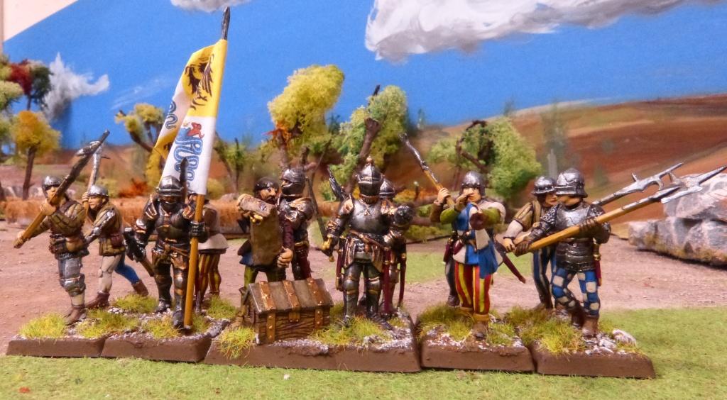 Condottiere et Chiens de Guerre P1020710