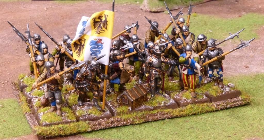 Condottiere et Chiens de Guerre P1020711
