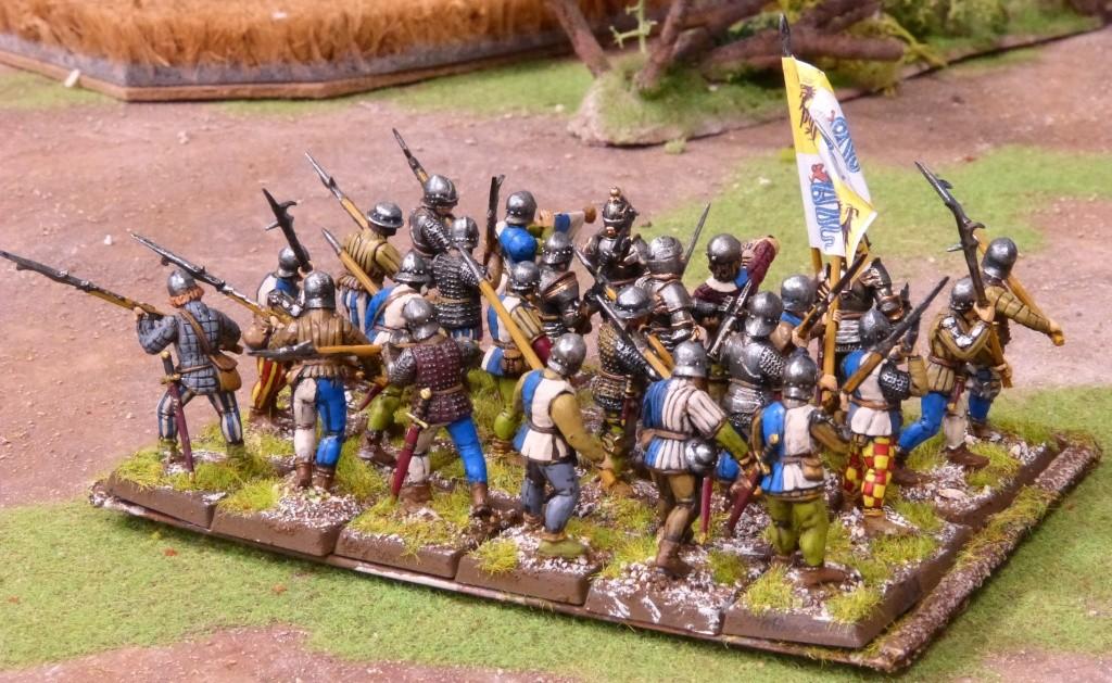 Condottiere et Chiens de Guerre P1020712