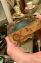 Ashtray, glass inside - Michael Cohen USA?  Imag0710