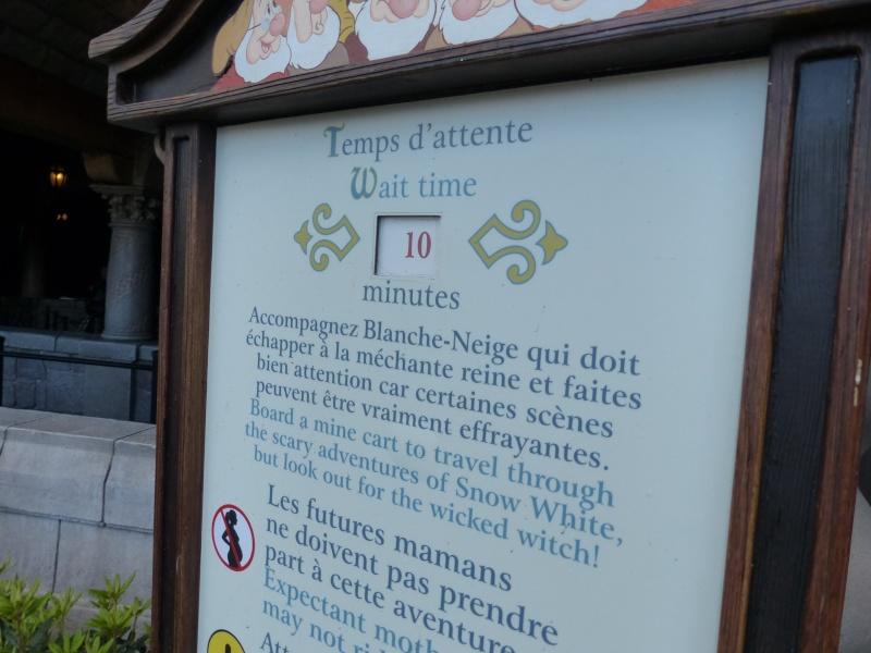 TR super séjour Saison du Printemps à Disneyland Paris - Sequoia Lodge (GFC) - du 13/05/14 au 16/05/14 [Saison 4 en cours - Episode 2 & 3 postés le 14/10/2014 !]   - Page 4 P1020914