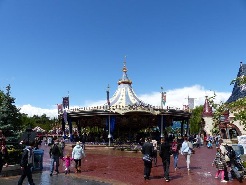 TR super séjour Saison du Printemps à Disneyland Paris - Sequoia Lodge (GFC) - du 13/05/14 au 16/05/14 [Saison 4 en cours - Episode 2 & 3 postés le 14/10/2014 !]   - Page 4 P1020918