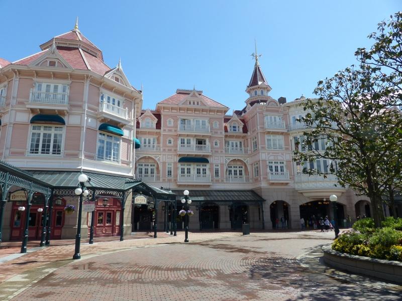 TR super séjour Saison du Printemps à Disneyland Paris - Sequoia Lodge (GFC) - du 13/05/14 au 16/05/14 [Saison 4 en cours - Episode 2 & 3 postés le 14/10/2014 !]   - Page 4 P1020948