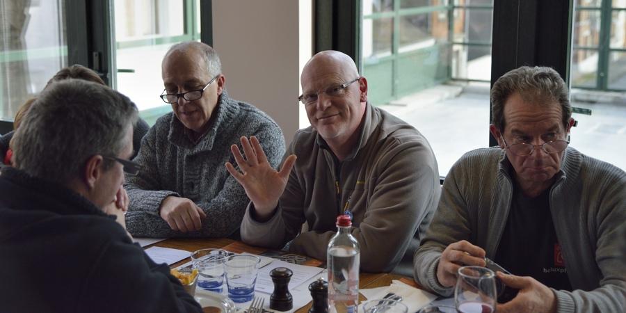 Sortie anniversaire 6 ans du forum à Bastogne le samedi 25 janvier 2014 : Les photos d'ambiances - Page 2 14012512