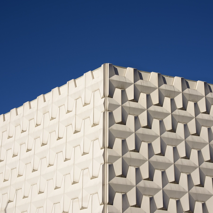 Architecture des bâtiments à Barcelone 2014-122