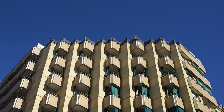 Architecture des bâtiments à Barcelone 2014-123
