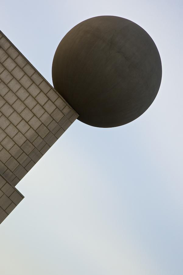 Architecture des bâtiments à Barcelone _dsc1711