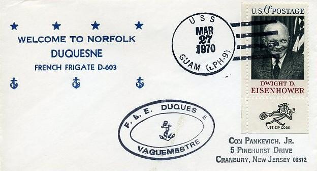 DUQUESNE (FRÉGATE) - Page 12 Duques10
