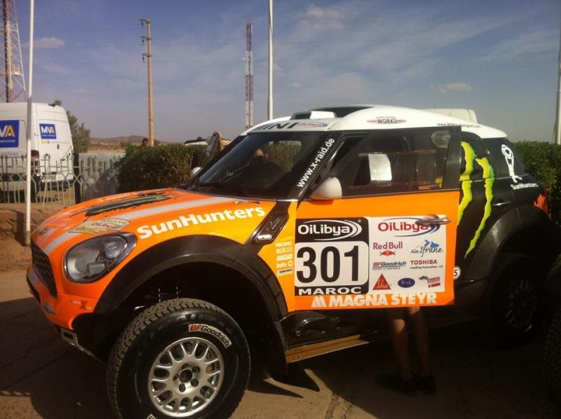 Rallye Oilibya du Maroc 2012 53942010