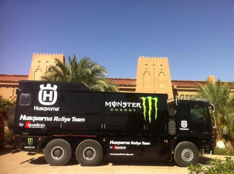 Rallye Oilibya du Maroc 2012 55236310