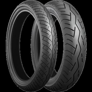 Avis pneus pour 400 nsr. Battla10