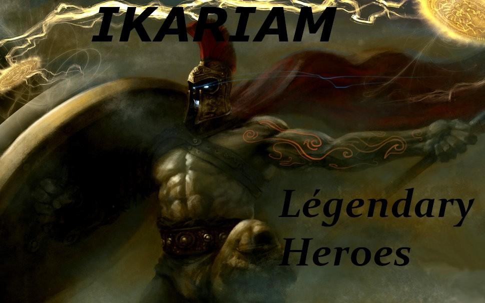 La Taverne des Legendary Heroes