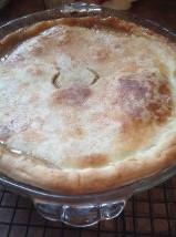 Pâte brisée avec margarine pour tartes ou pâtés Tarte_12
