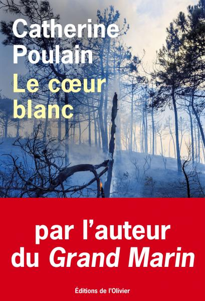 [Poulain, Catherine] Le coeur blanc 14019911