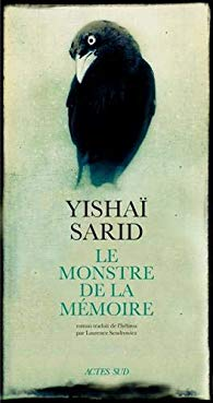 [Yishaï, Sarid] Le monstre de la mémoire 41kfkh11