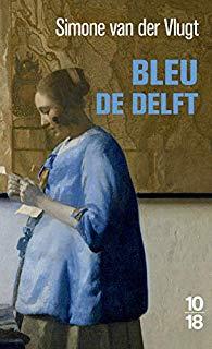 [Vlugt van der, Simone] Bleu de Delft 41mw6210