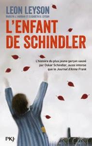 [Leyson, Léon] L'enfant de Schindler Cvt_le12